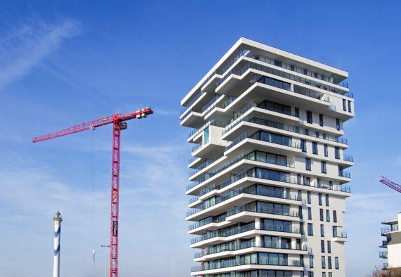 Budowa nowego bloku