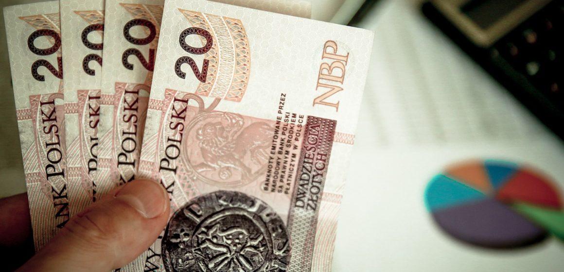 pieniądze i rachunki