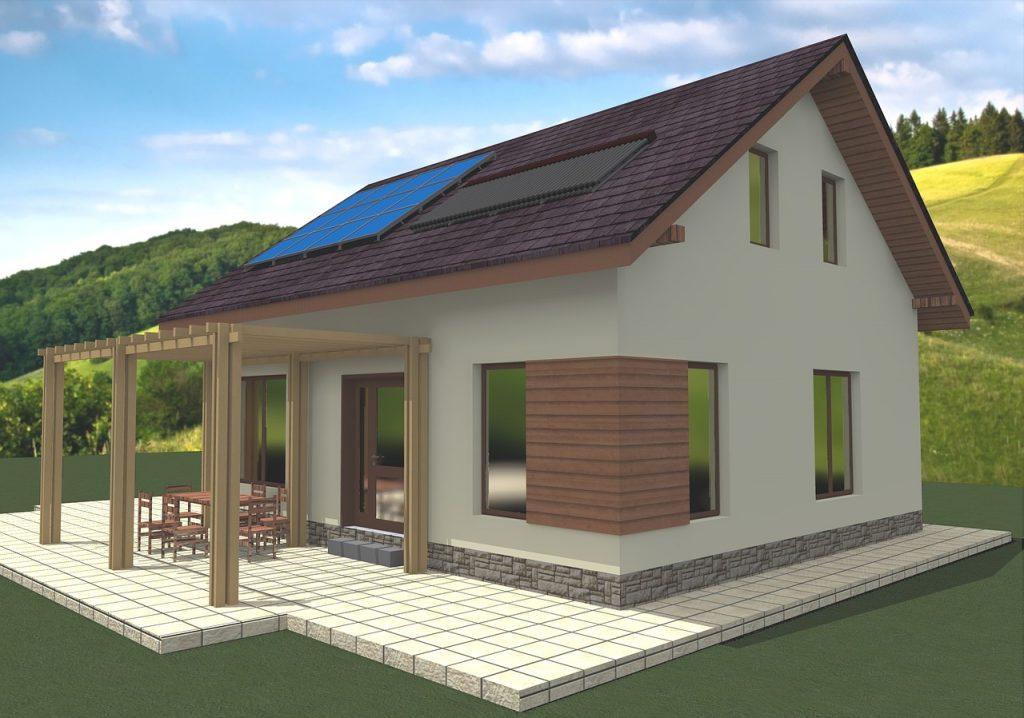 dom pasywny, projekt