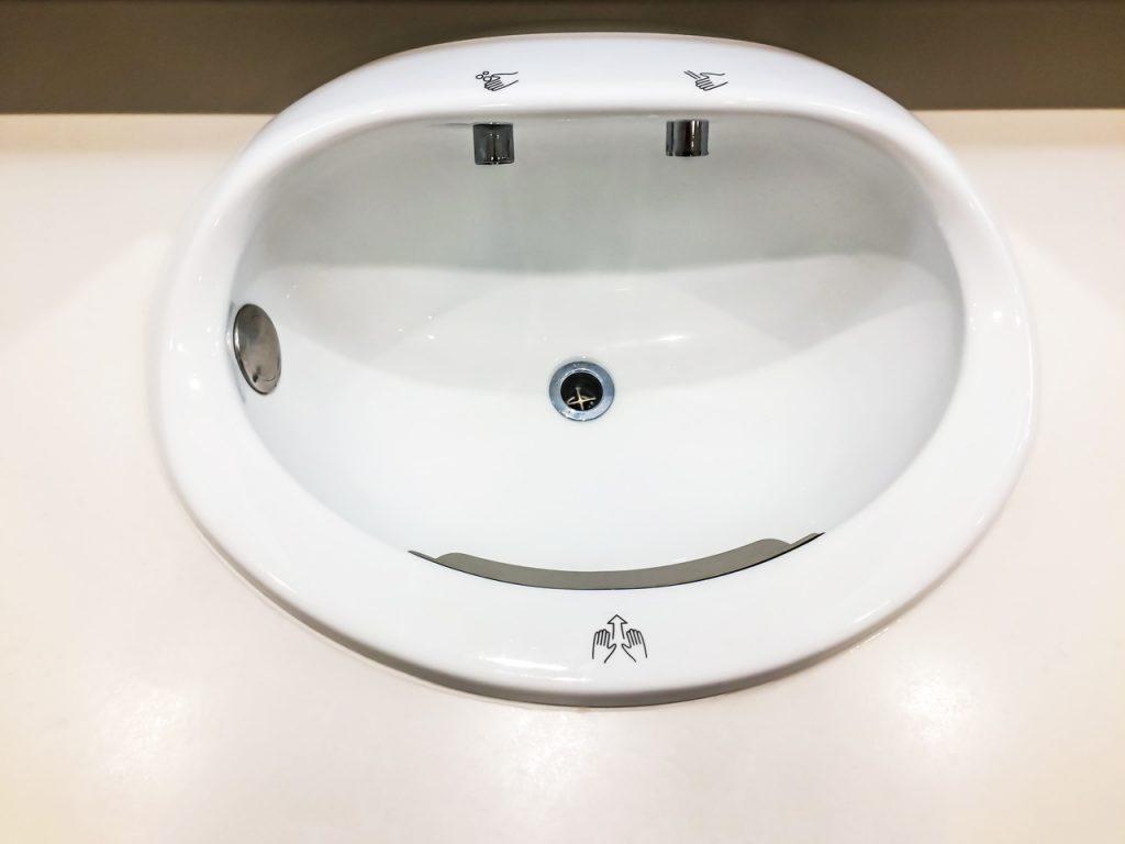umywalka bezdotykowa