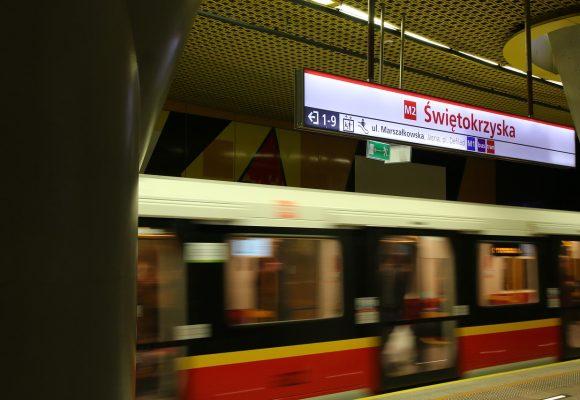 """Projekt """"II Linia metra w Warszawie"""" na jakim jest etapie?"""