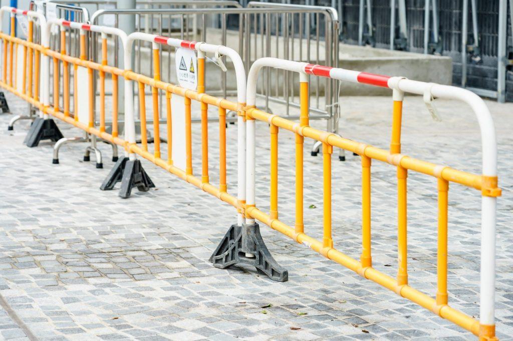 barierki parkingowe