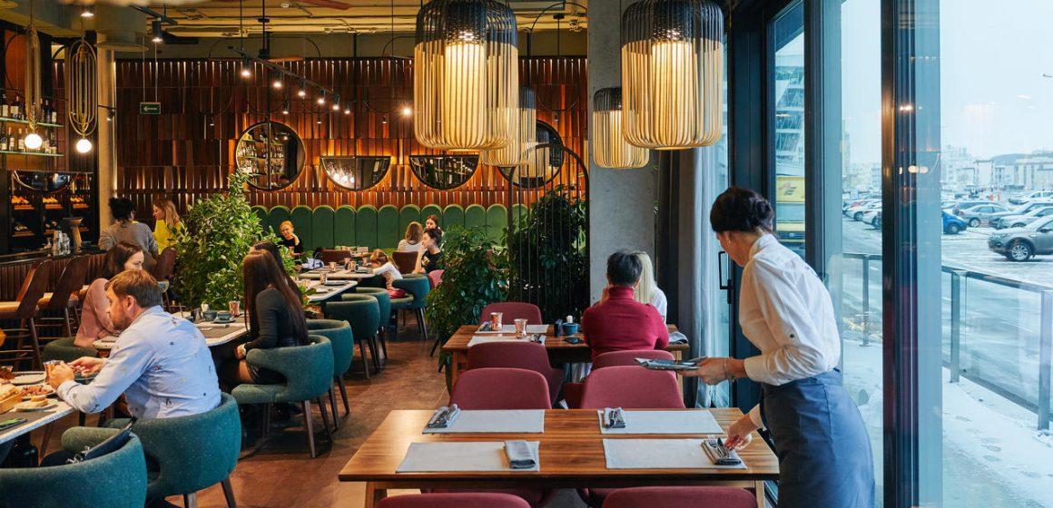 elegancka restauracja