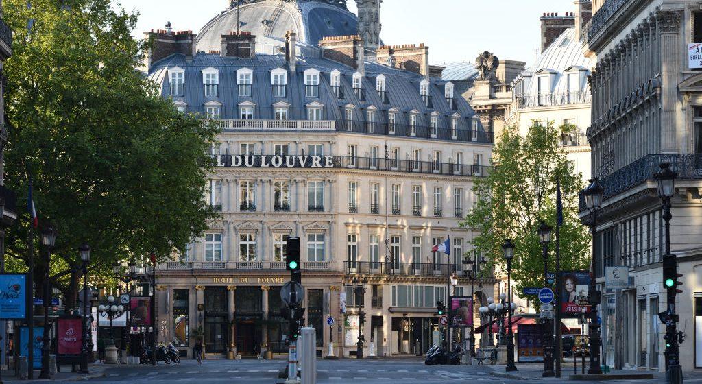 hotel Louvre Hotels