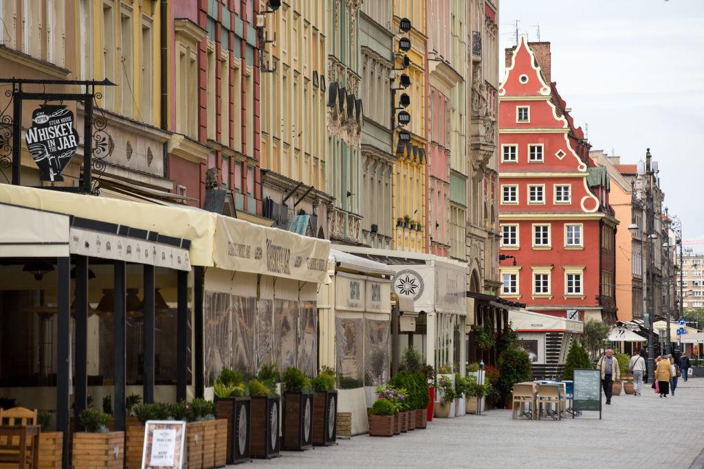 rynek Wrocław