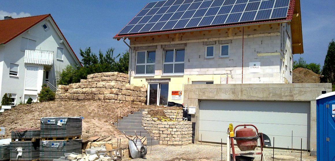 dachy z solarami
