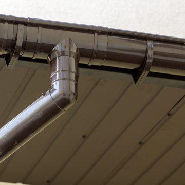 Rynny dachowe z tworzywa sztucznego (PCV)