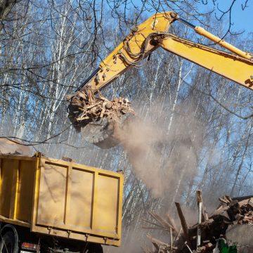 Kontener na odpady budowlane. Ile to kosztuje i gdzie wynająć?